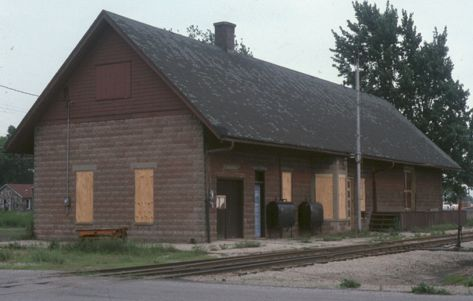 GTW Cass City Depot